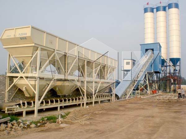 Бетонный завод купить в Узбекистане