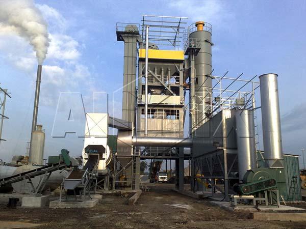 Купить завод асфальтобетонный завод из Китая
