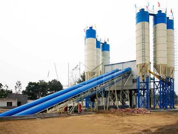 Купить товарный бетонный завод для продажи