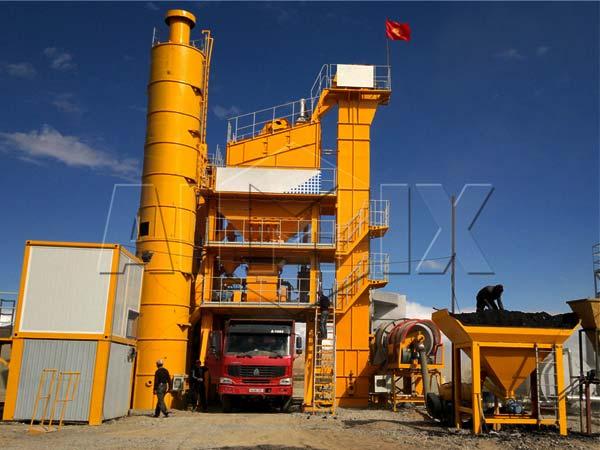 Купить стационарный асфальтобетонный завод в Казахстане
