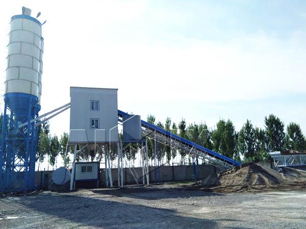Надежная цена бетонного завода в Убзбекистане