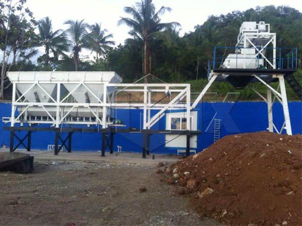 Купить передвижной бетонный завод цена