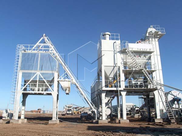 Разумная цена асфальтобетонного завода в Узбекистане