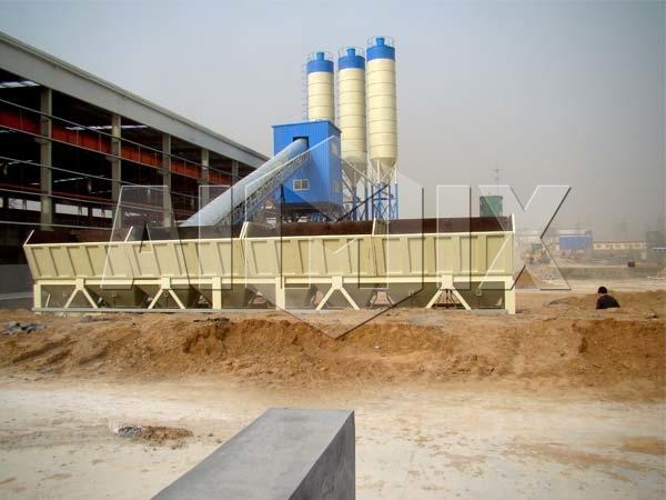 Продажа стационарная бетоносмесительная установка