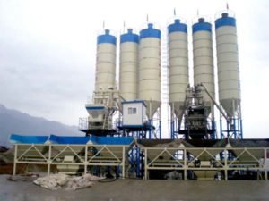 Купить стационарные бетонные станции