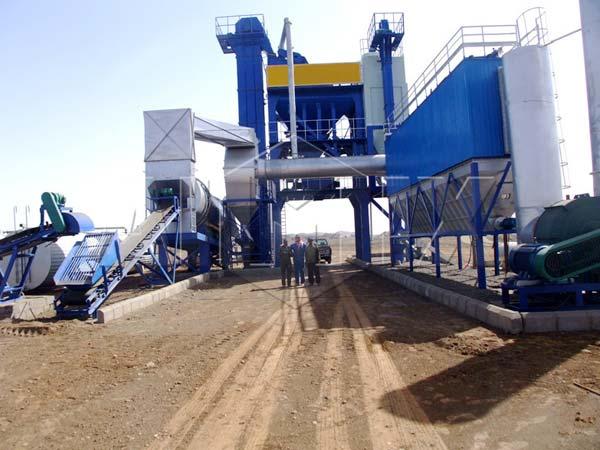 Заказать асфальтобетонный завод цена в Узбекистане