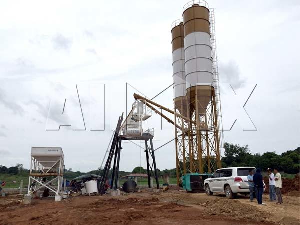 Заказать инженерный бетонный завод с надежной ценой