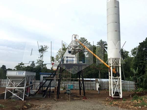 Заказать бетонный завод цена производителя