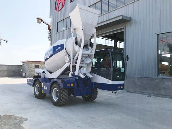 Продам бетоносмеситель с самозагрузкой в Узбекистан