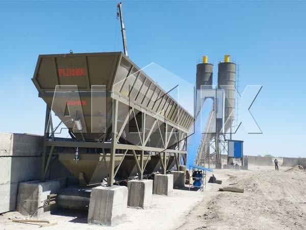 Купить бетонный завод в Ташкенте