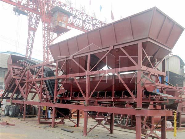 Продам мобильный бетонный завод на шасси