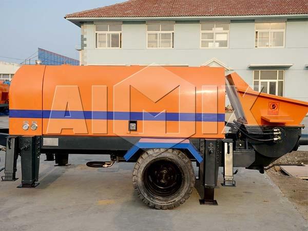 Насос для бетона купить из Китая