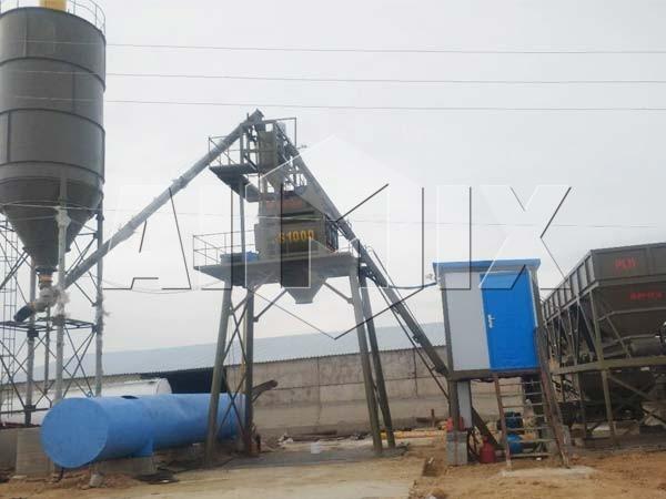 Продам бетонный завод в Узбекистан