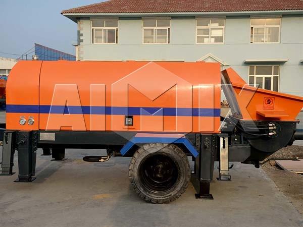 Продам элекрический бетононасос цена