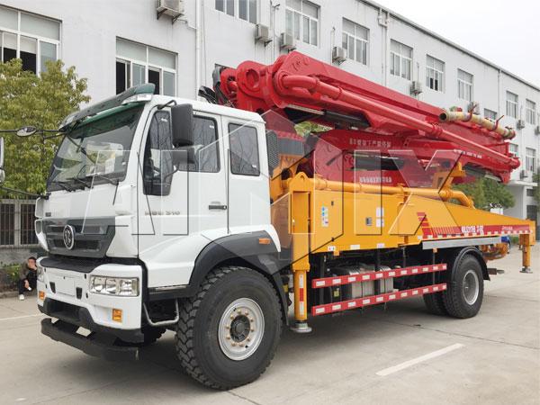 Купить мобильный бетононасос цена Узбекистана