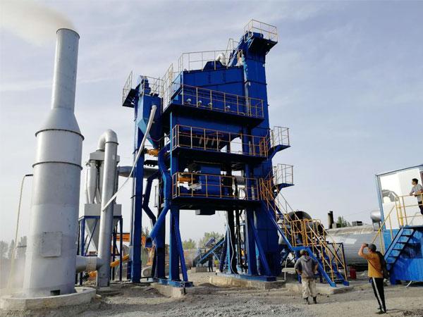 Кыргызстан купил асфальтобетонный завод цена