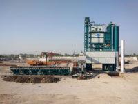 Продали завод по производству асфальта в Пакистан
