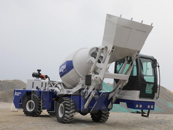 Мобильный бетонный завод с самозагрузкой купить цена в Узбекистане